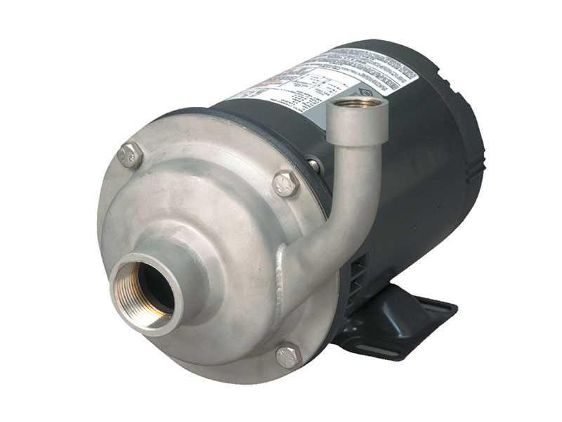 4ta79 Pump Teel Dayton Replacement Teelpumpcatalog Com