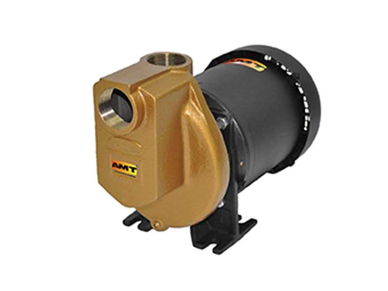 Teel Pump Self Priming Bronze Pumps